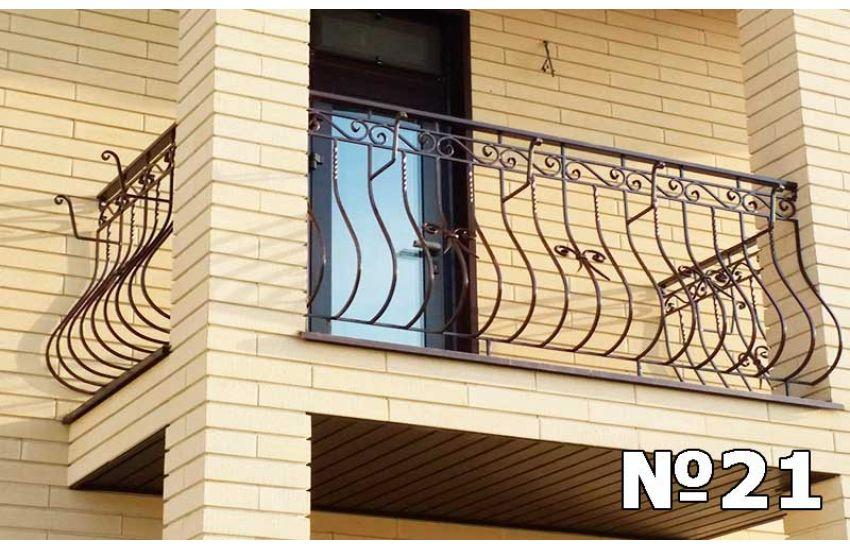 Ограждение балкона Воскресенск
