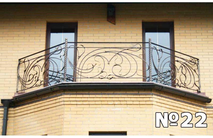 Ограждение балкона Жуковский