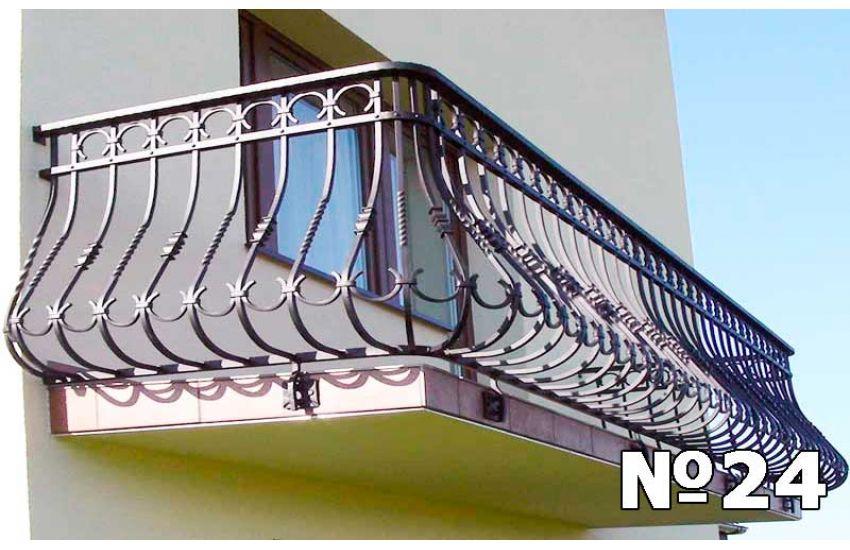 Ограждение балкона Домодедово