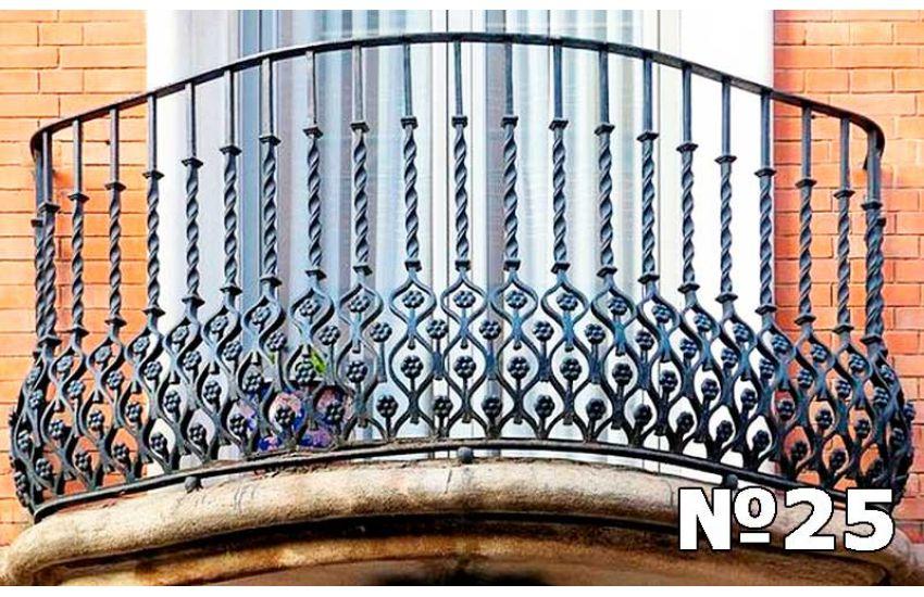 Ограждение балкона Подольск
