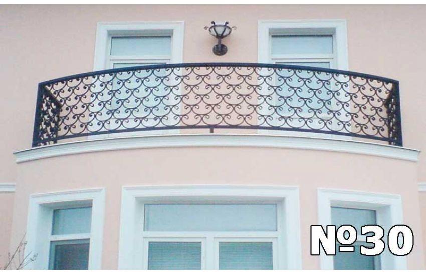 Ограждение балкона Ногинск