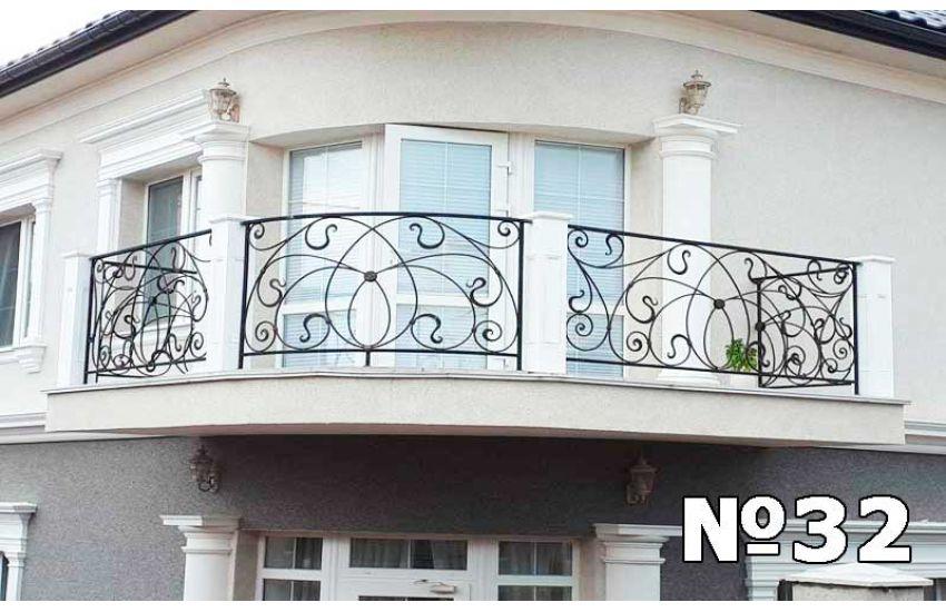 Ограждение балкона Егорьевск
