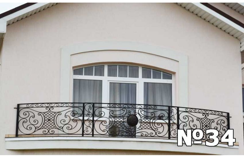 Ограждение балкона Балашиха