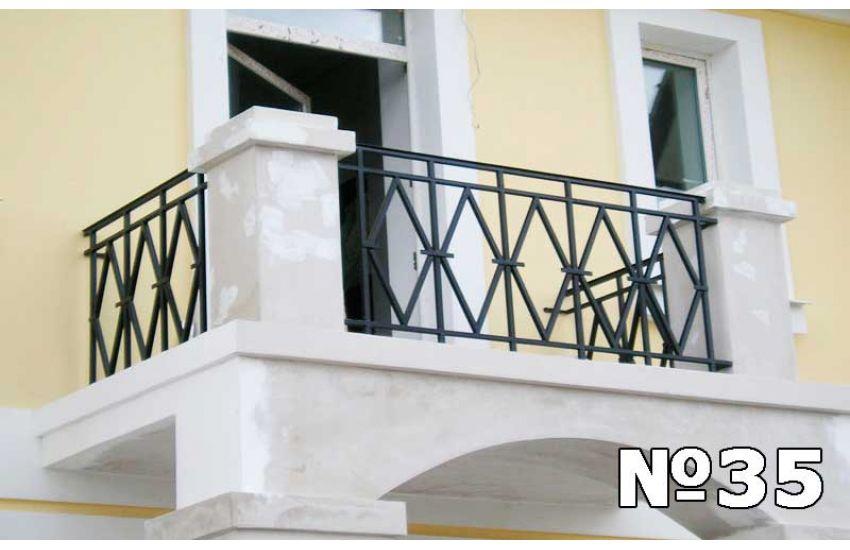 Ограждение балкона Коломна