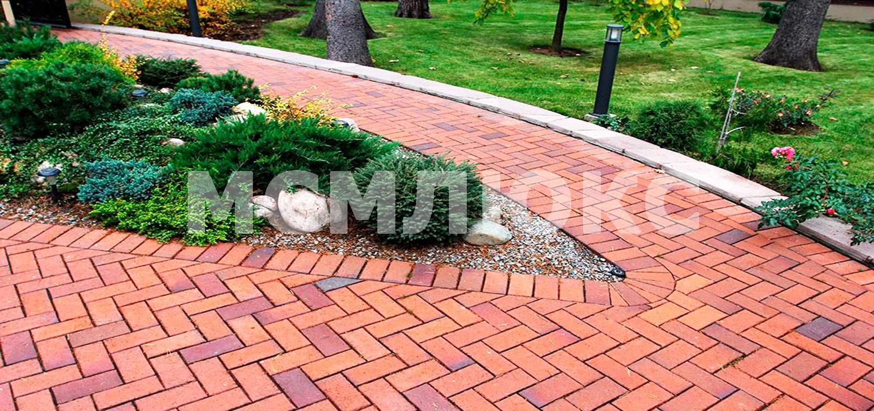 купить тротуарную плитку в бронницах от производителя