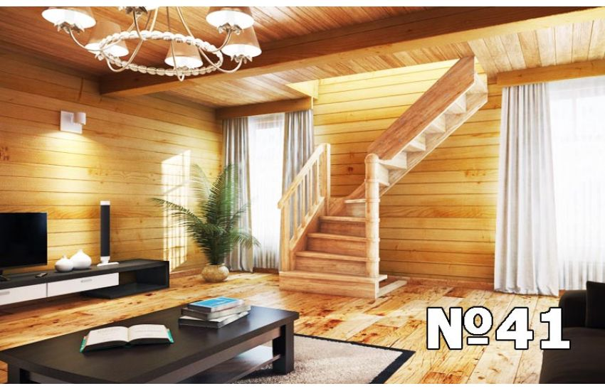 Установка деревянных лестниц бронницы