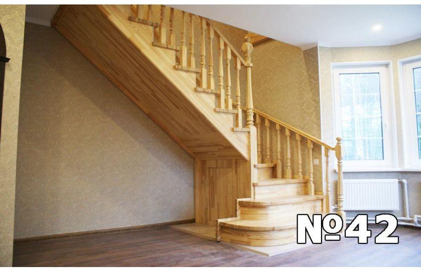 Купить деревянную лестницу бронницы