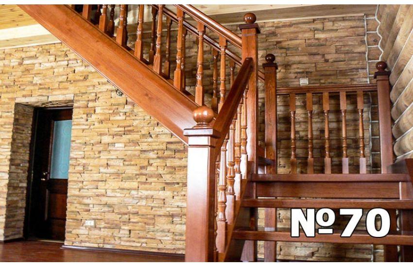 деревянная лестница Домодедово