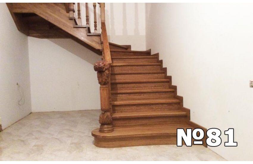 деревянная лестница для дачи домодедово цена
