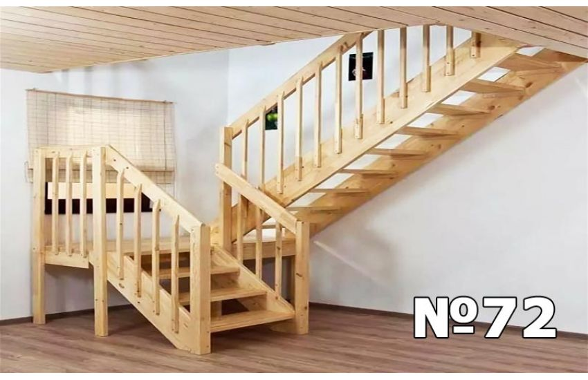 производство деревянных лестниц Домодедово