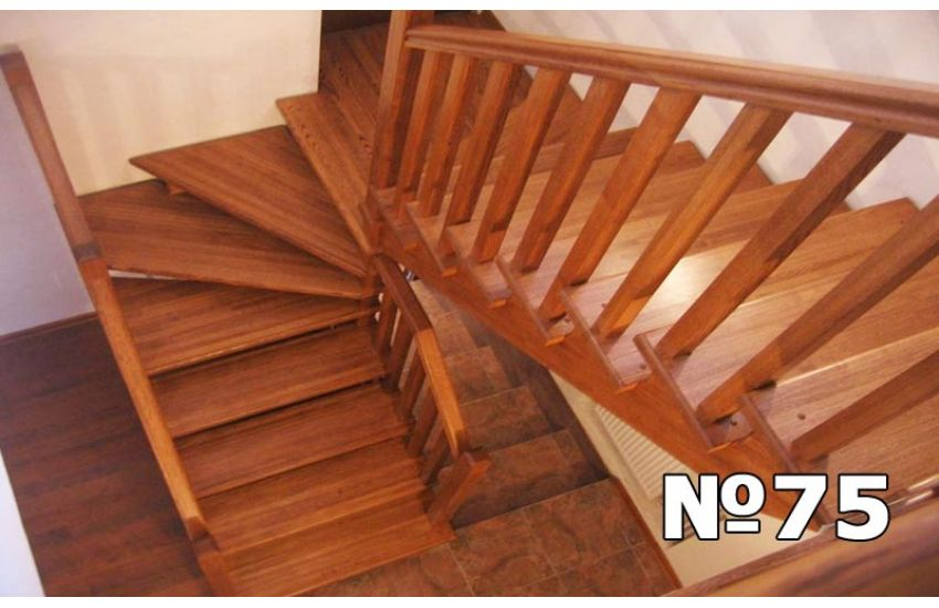 деревянная лестница домодедово цена