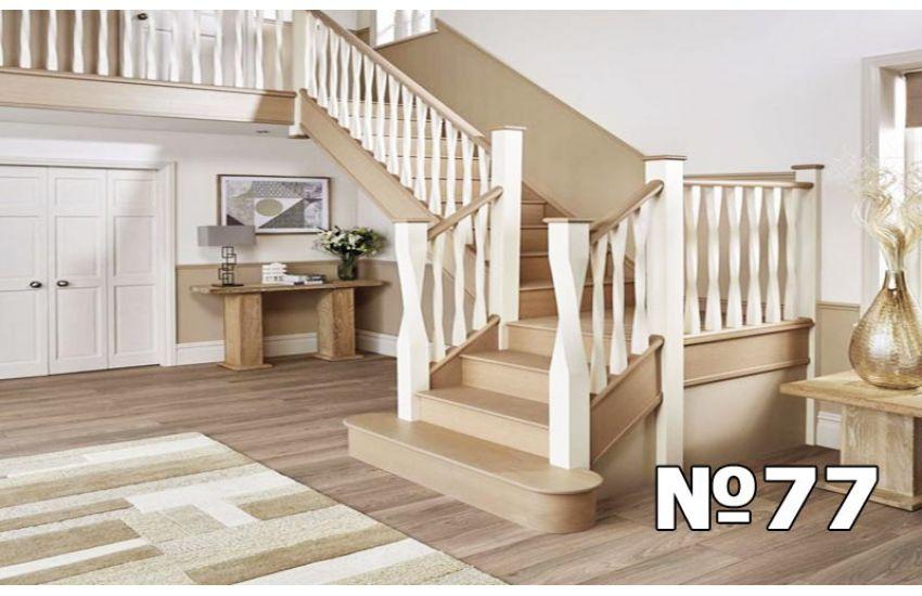монтаж деревянной лестницы домодедово