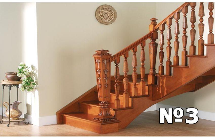 купить деревянную лестницу