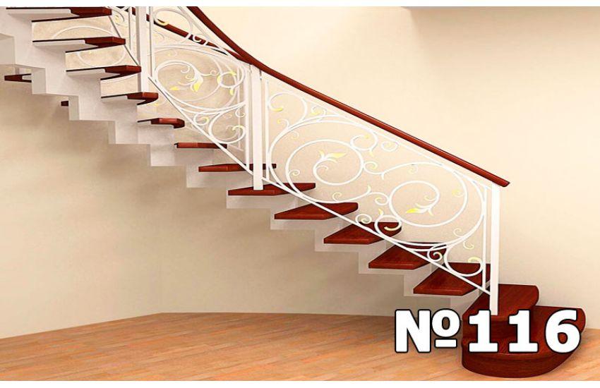 фото комбинированных лестниц