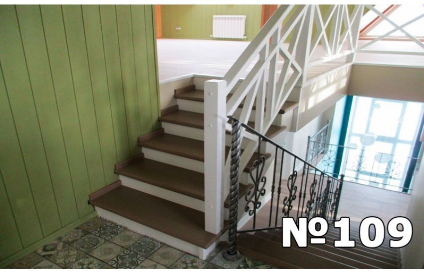 лестницы комбинированные