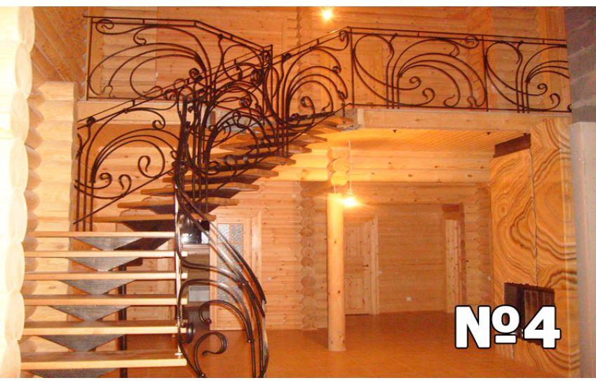 забежная лестница косоур