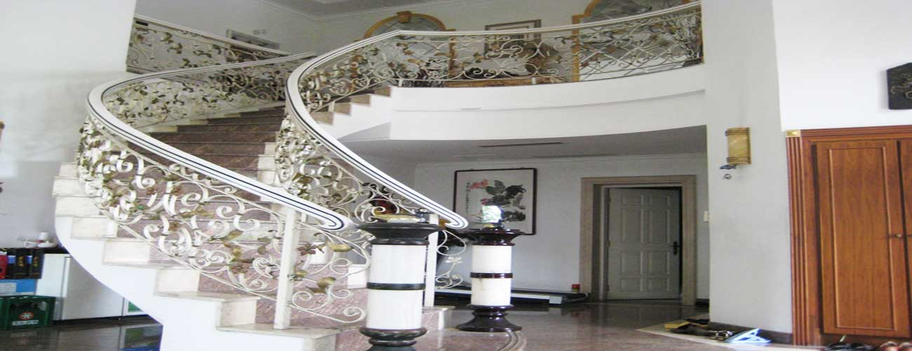 лестница в павловском посаде