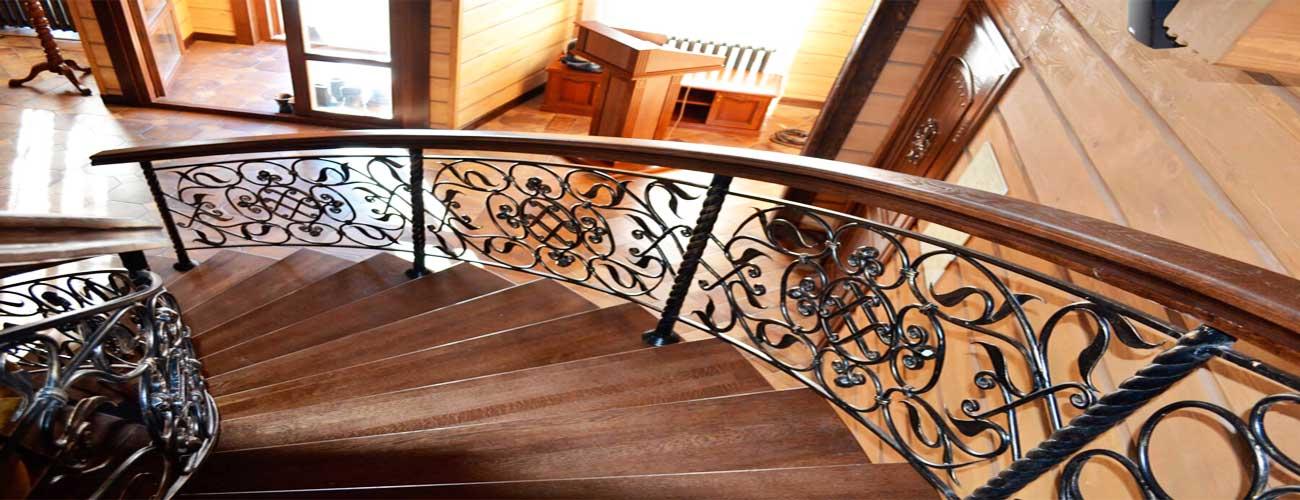 лестницы на второй этаж коломна