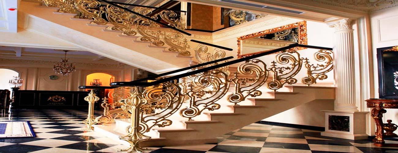 лестница в дом бронницы
