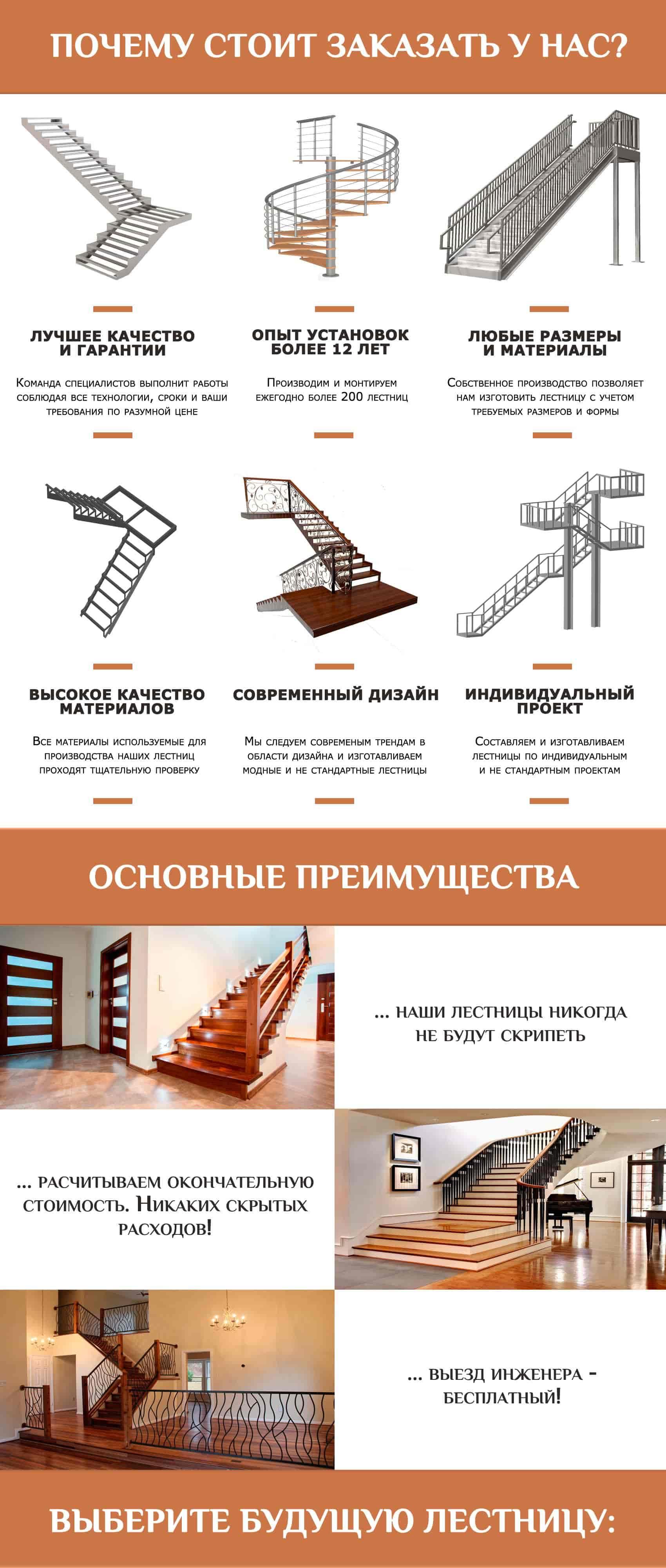 Лестницы мсмлюкс