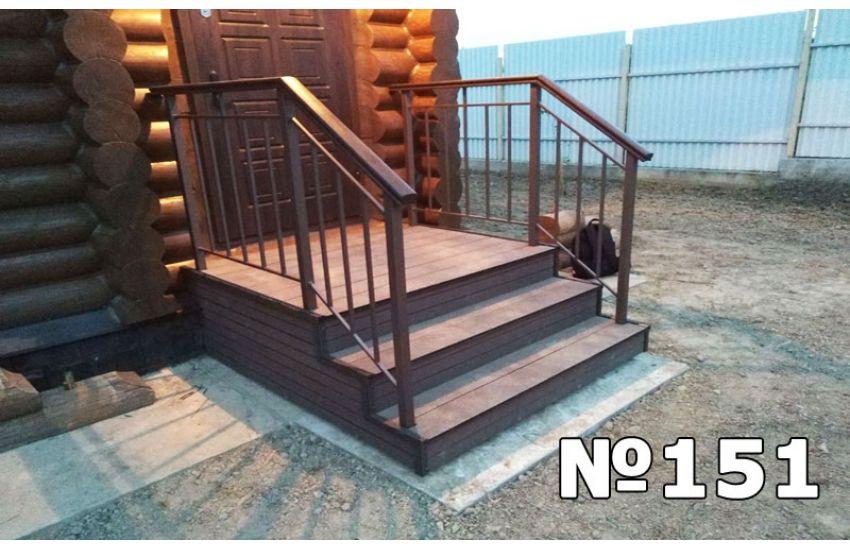 купить металлическую лестницу для дачи