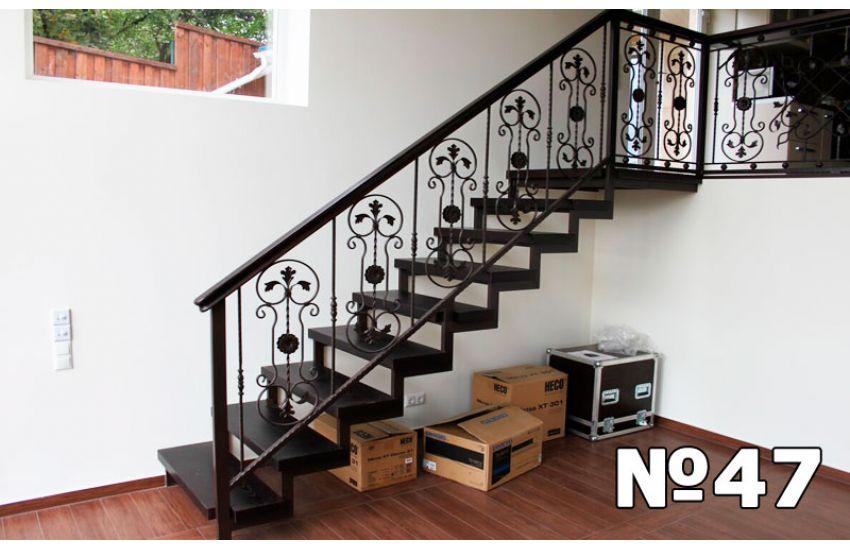 маршевые лестницы дома