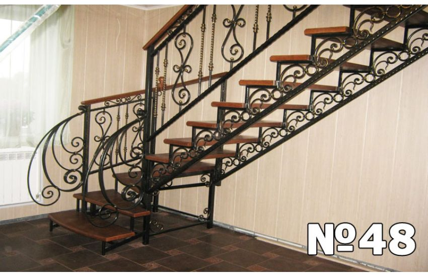 фото маршевых лестниц