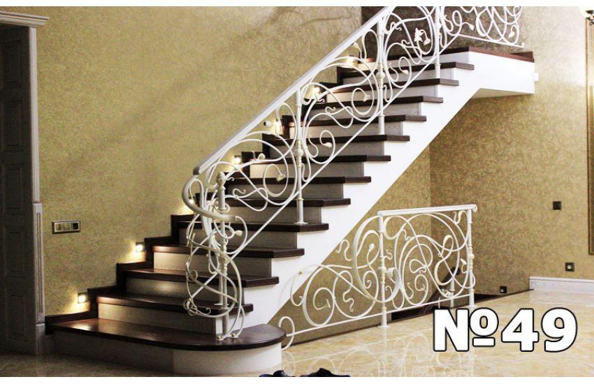 лестница бетонные маршевые