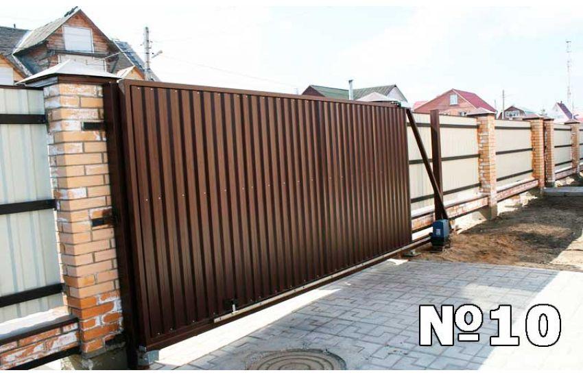 Откатные ворота Ногинск