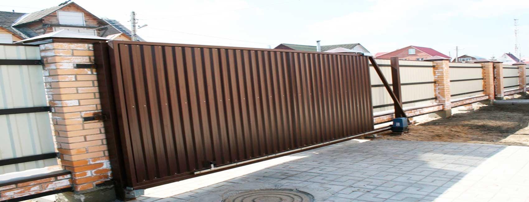 автоматические ворота в ногинском районе