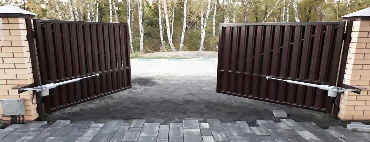 ворота орехово зуево