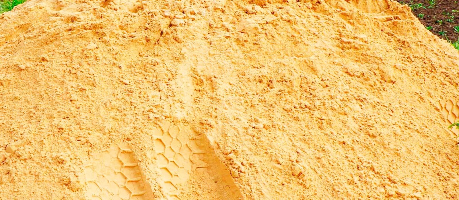 песок доставка раменский район