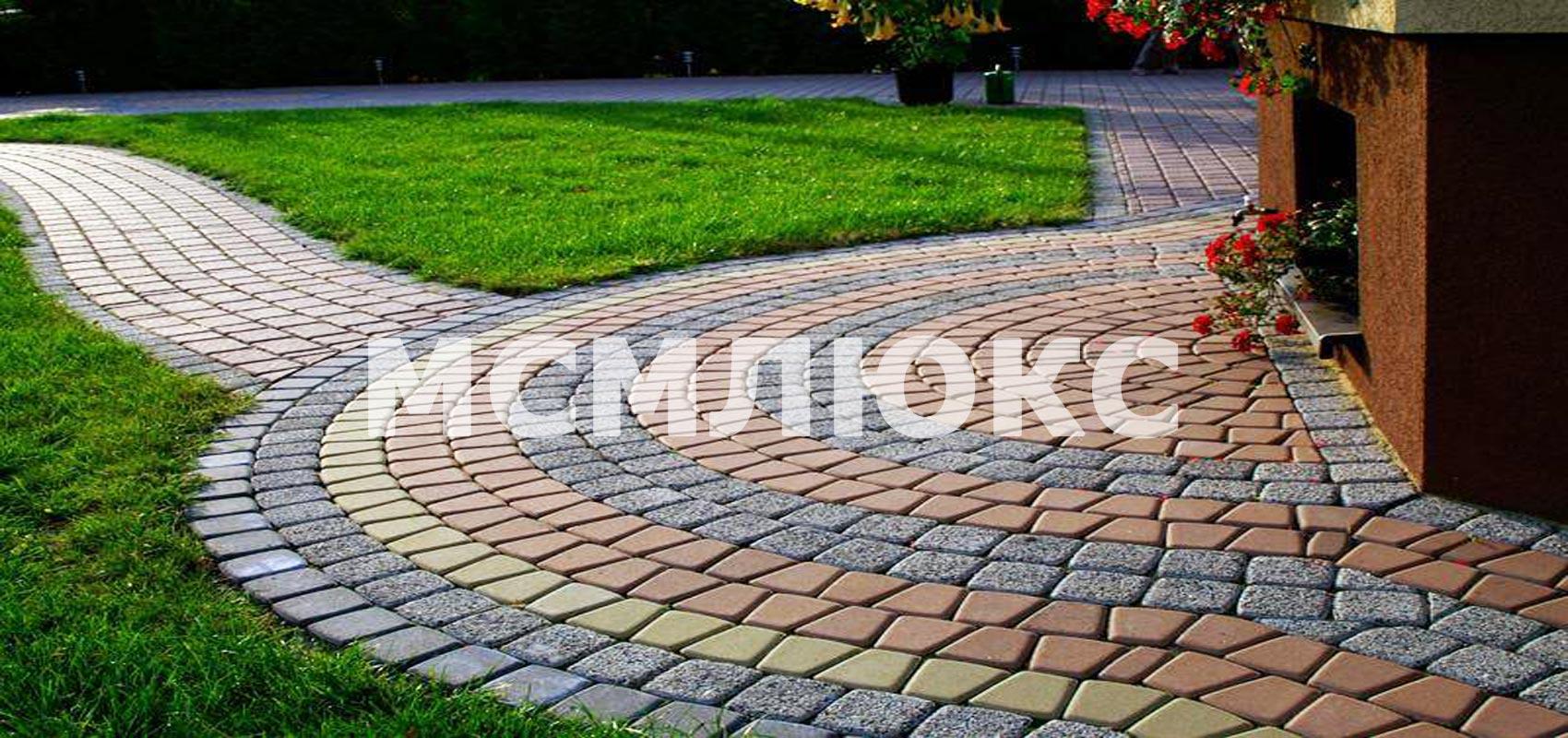 тротуарная плитка павловский посад