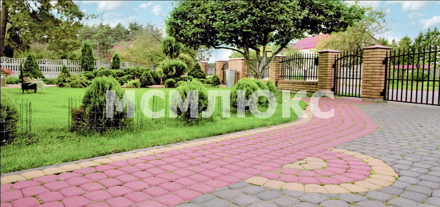 тротуарная плитка павловский посад от производителя купить