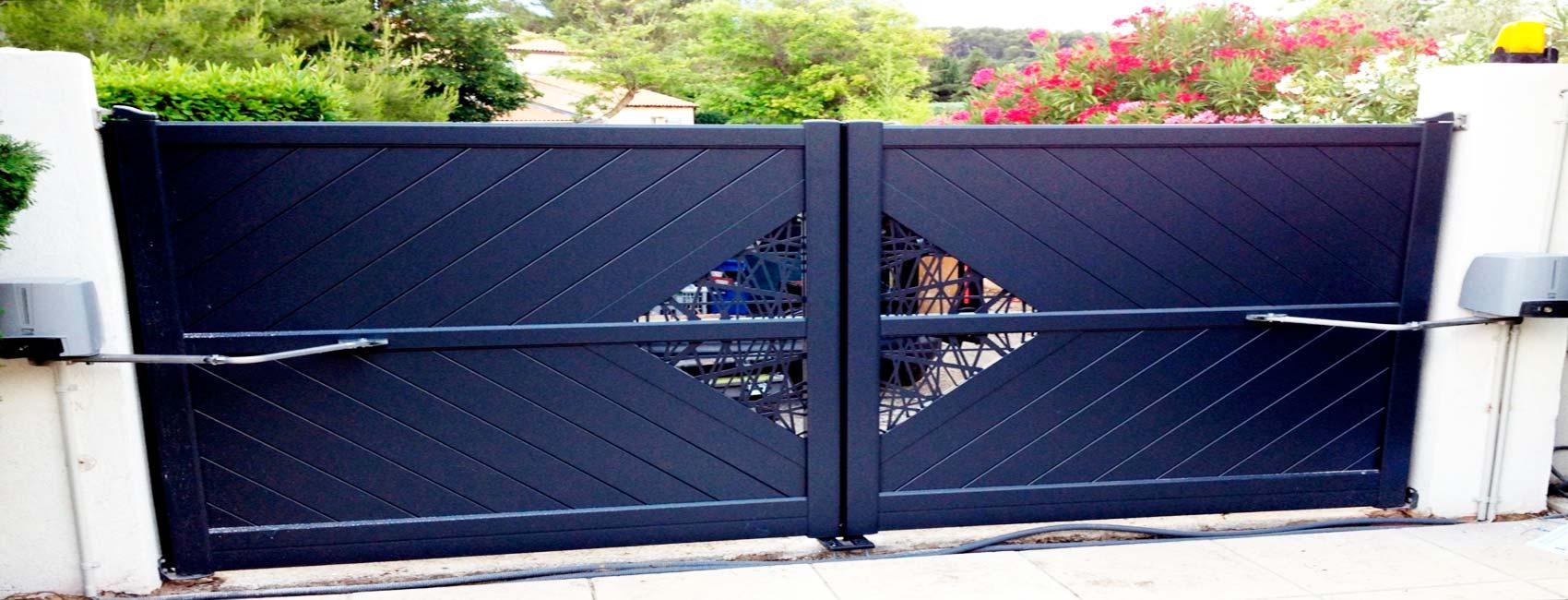 Ворота с автоматикой подольск