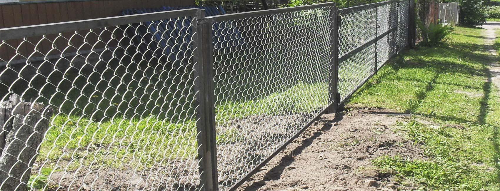 забор под ключ цены в подольске