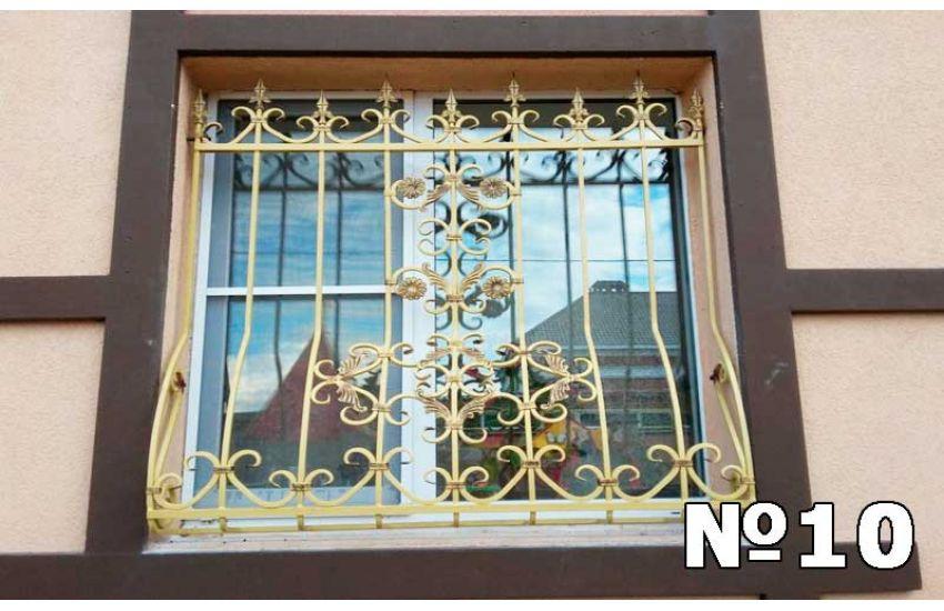 Решетки на окна в Раменском