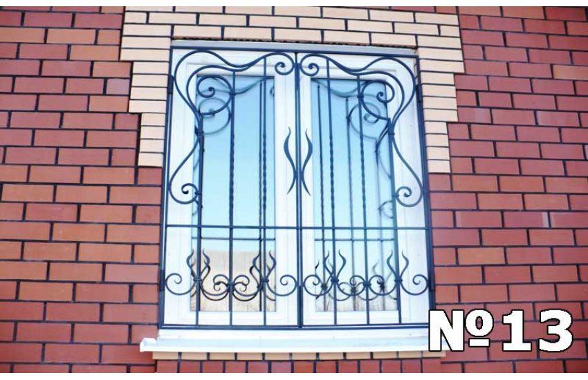 кованые решетки на окна фото образцы