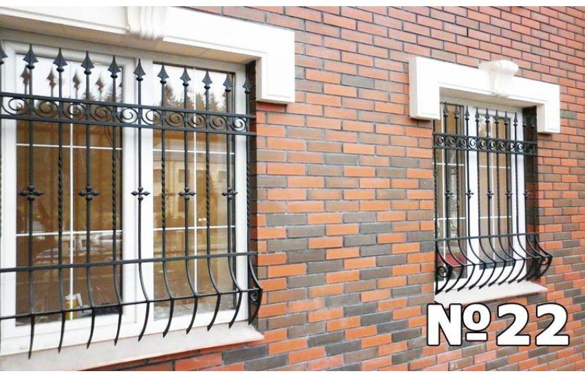 купить кованые решетки на окна