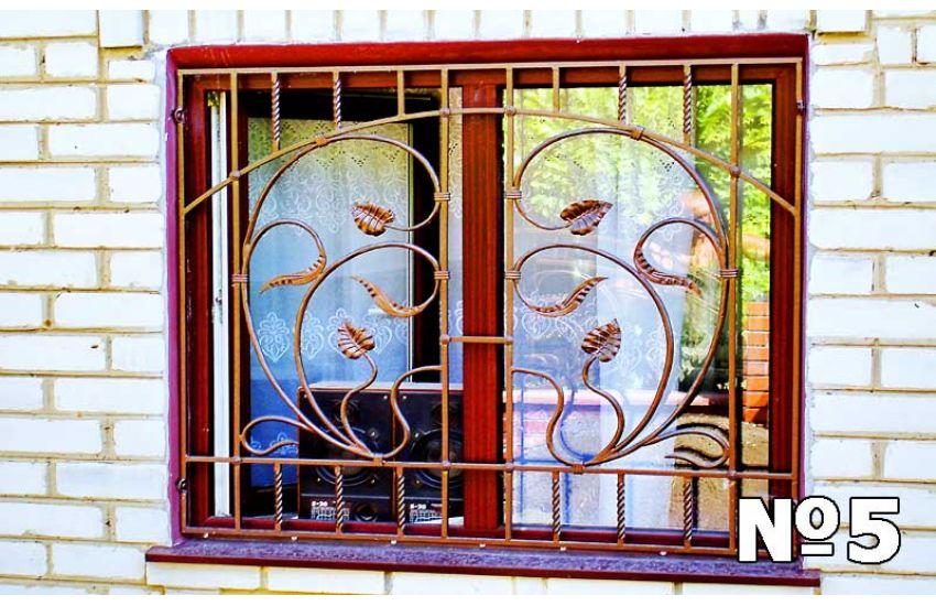 Решетки на окна на заказ