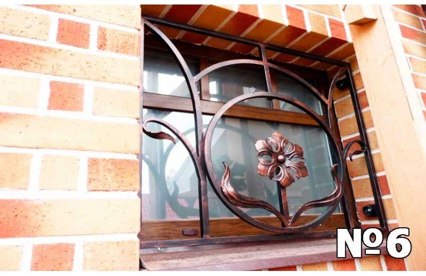Решетки на окна для дома
