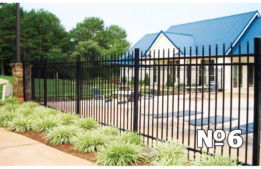 забор металлический сварной цена