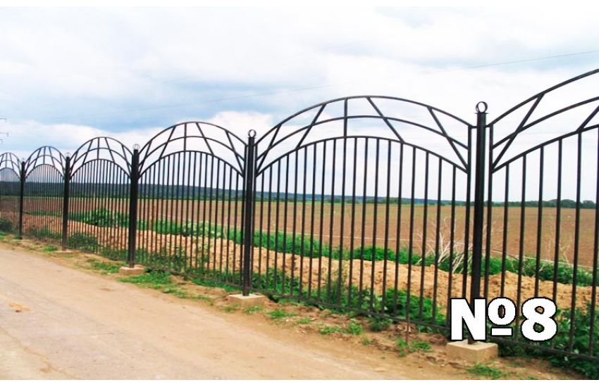 забор сварной секционный цена
