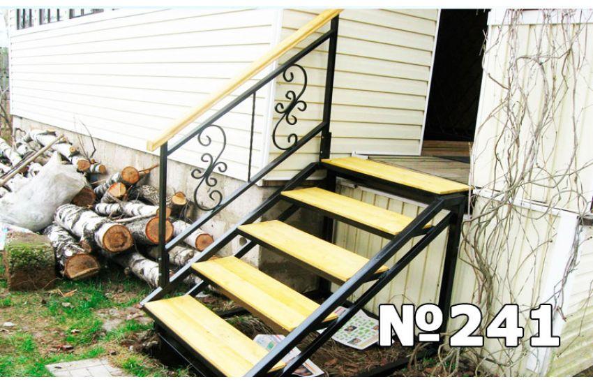 лестница на террасу фото
