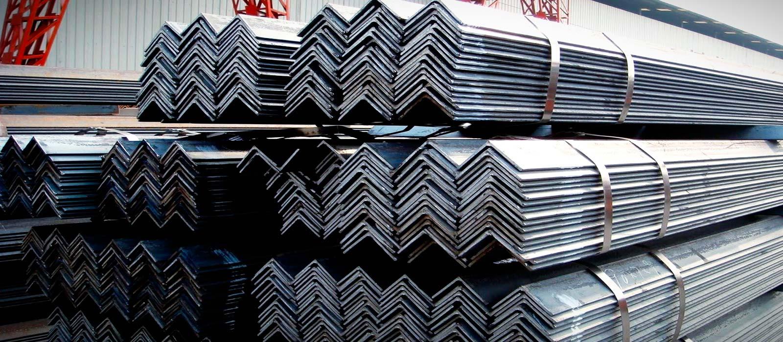 уголки стальные металлические