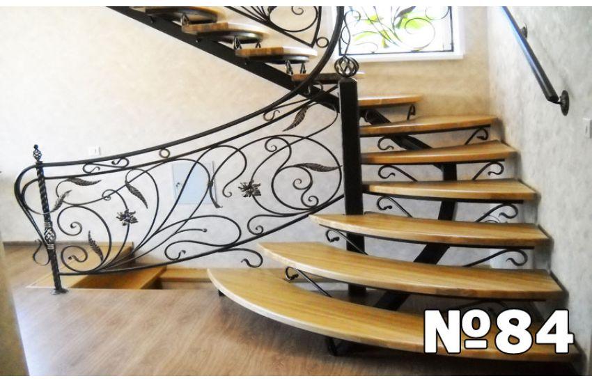 винтовые лестницы на второй этаж эконом