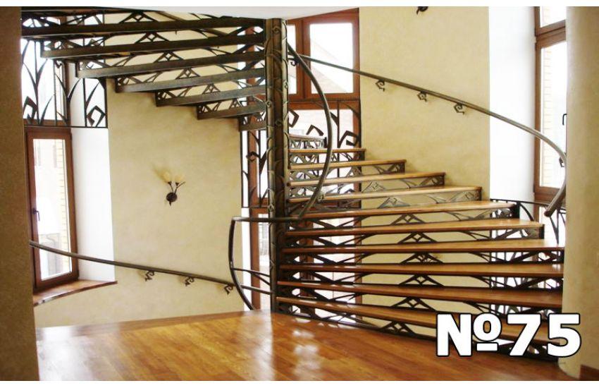 винтовая лестница для дачи на второй этаж