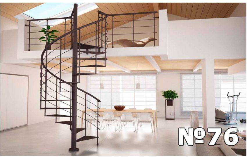 винтовая лестница на второй этаж цены
